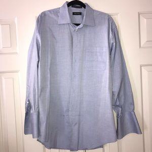 2/$18 Nautica Button Down Dress Shirt Size 16 1/2.